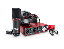 FOCUSRITE SCARLETT 2I2 STUDIO 2ND GEN Комплект для Домашней студии