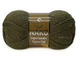 Nako Superlambs special 23520 хаки
