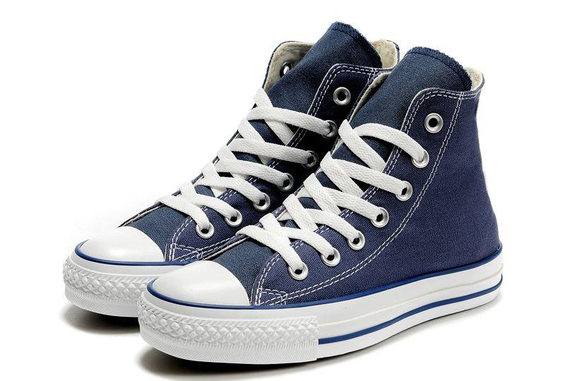 3780e796c3fb converse chuck taylor all star hi navy 04 · Кеды Converse высокие тёмно- синие женские