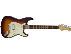 Fender American Deluxe Strat Plus MN Mystic 3-Color Sunburst