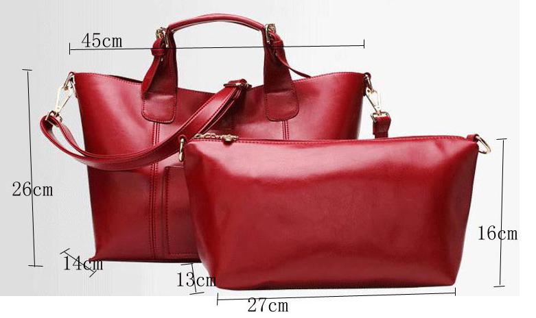 c97552c61d6e Большая кожаная сумка женская с вложенной второй сумкой. Цвета в  ассортименте. Материал: натуральная кожа. Купить сумку кожаную женскую  черную, коричневую, ...