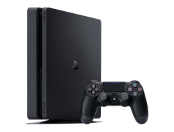 Игровая консоль Sony PlayStation 4 Slim (500Gb) Black