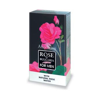 ЛОСЬОН ПОСЛЕ БРИТЬЯ ROSE OF BULGARIA FOR MEN