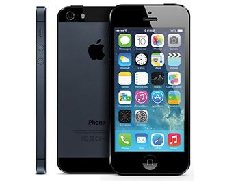 Купить iPhone 5 16Gb Black в СПб