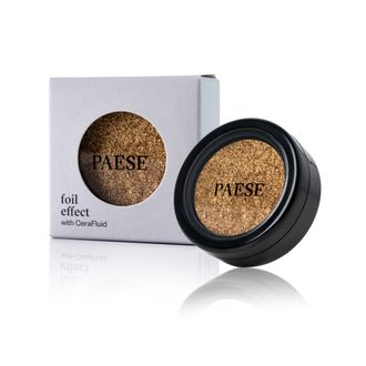FOIL effect eyeshadows Paese