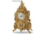 Часы настольные Stilars Gold-2 (Desktop clock Stilars Gold-2)