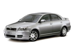 Toyota Avensis 2 (седан), 2002-2008