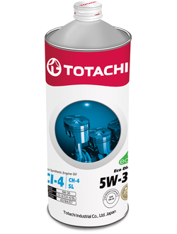 Totachi Eco Diesel Semi-Synthetic CI-4/CH-4/SL 5W-30, 1л