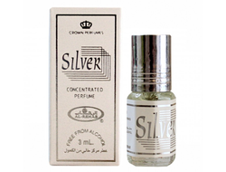 Silver / Сильвер Al Rehab Perfumes 3 мл