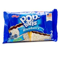 Печенье POP TARTS  голубикой на sweetbit.ru