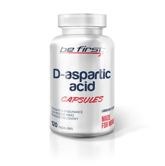 (Be First) D-Aspartic Acid Capsules - (120 капсул)