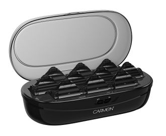 Дорожные бигуди CARMEN CERAMIC HEATED ROLLERS 10.