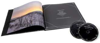 Insomnium - Heart Like a Grave Deluxe Artbook 2-CD