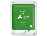 Маска тканевая с алое MJ on Aloe mask pack
