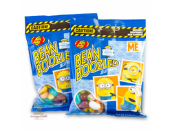 Конфеты Jelly Belly Bean Boozled Minion edition, миньоны, 53 гр.