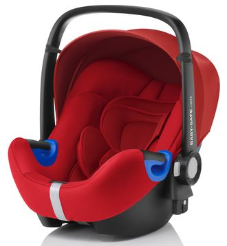 Britax Roemer Baby-Safe i-Size Flame Red