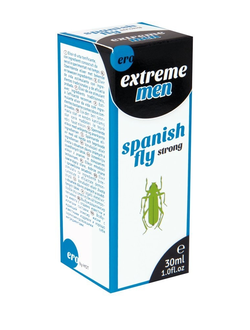 Мужской возбудитель HOT - Spanish Fly Strong Extreme Men, 30 мл