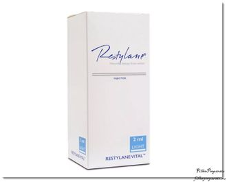 RESTYLANE VITAL LIGHT INJECTOR 2,0ML
