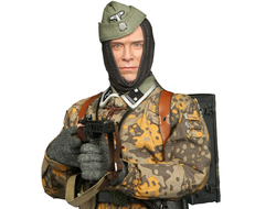 Солдат 20th Waffen Grenadier Division Of The SS (1st Estonian) Radio Operator Version B – Matthias (D80143) - DID
