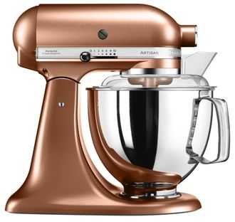 Миксер Artisan, медь, 5KSM150PSECP, KitchenAid