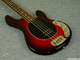 Music Man Stingray 4 USA Metallic Red Burst