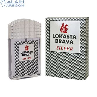 Lokasta Brava Silver for men