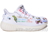 Adidas Yeezy Boost 350 V2 Colored signs (Euro 36-41) YKW-139
