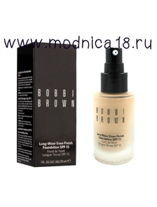 Тональный крем BOBBI BROWN Long-Wear Even Finish Foundation Spf15 30 ml