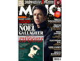 MOJO Magazine February 2019 Noel Gallagher, Oasis Cover Иностранные журналы, Intpressshop