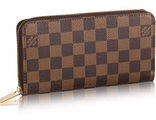 Louis Vuitton Zippy Wallet Damier 1190