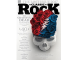 CLASSIC ROCK Magazine Sepetember 2017 The Grateful Dead Cover ИНОСТРАННЫЕ Журналы , INTPRESSSHOP
