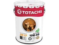 Totachi Eco Gasoline Semi-Synthetic SM/CF 10W-40, 20л