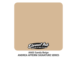 sandy beige - Eternal (оригинал США 1/2 OZ - 15 мл.)