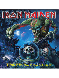 Iron Maiden The Final Frontier CD