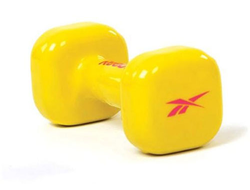 Гантель   3 кг  Dumbbell   Yellow  желтая (шт)