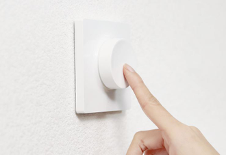 Диммер беспроводной Xiaomi Yeelight Smart Dimmer Switch Placement