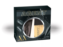 Agent XX gift set for men