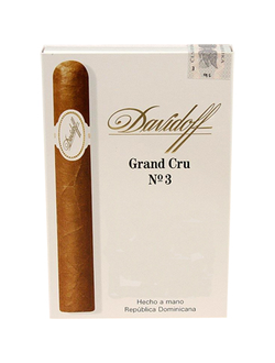 Сигары Davidoff Grand Cru No 3 - 5 шт.