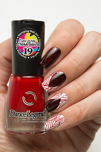 DL Stamping 19 — Raspberry Red