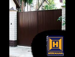 Распашные ворота HORMANN