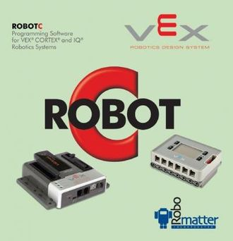Программное обеспечение ROBOTC and Robot Virtual Worlds для VEX Robotics 4.x,   2.23.38.