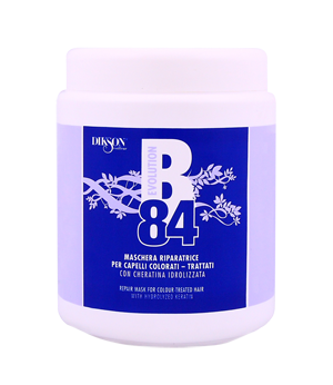 DIKSON B84 Repair Mask for Colour-Treated Hair Восстанавливающая маска для окрашенных волос, 1000 мл