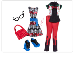 "Ghoulia Yelps Deluxe Fashion Pack / Набор одежды Гулия Йелпс ""Делюкс"""