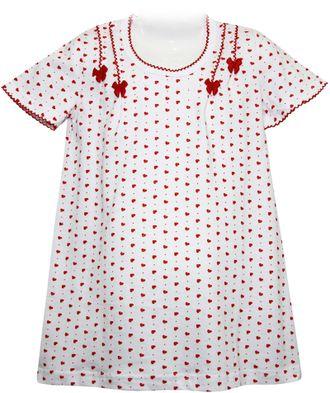 Сорочка ночная для девочки (Артикул 314-023)
