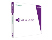 Microsoft Visual Studio Pro 2013 Russian Russia Only DVD C5E-01032