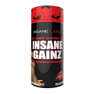 (Insane Labz) Insane Gainz - (150 капс)