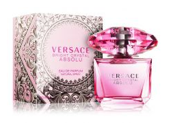 Женский аромат BRIGHT CRYSTAL ABSOLU VERSACE