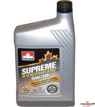 PC Supreme synthetic 5w30 1л Синт.