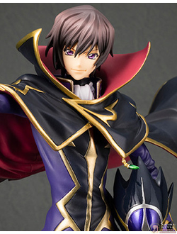 Фигурка Лелуш Ламперуж (Lelouch Lamperouge G.E.M.)