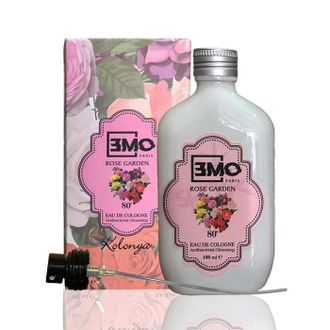 Антисептик  ƎMO Paris - Rose Garden eau de Cologne 100 ml